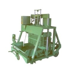 Hollow Block Brick Machine