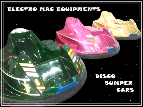 Disco Bumper Car (Battery Operated)