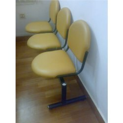 Yellow Visitors Chair