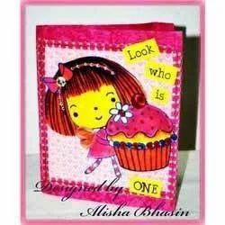 Cards - First Birthday Baby Card, First Birthday Card,