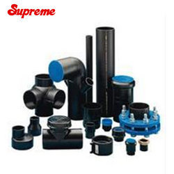 Hdpe Pipe & Fitting