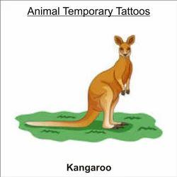 Kangaroo Tattoo