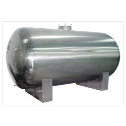 Heavy Fabrication Storage Tank