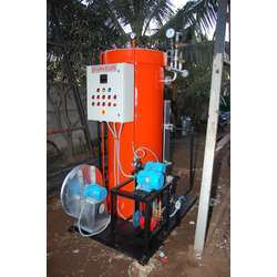 oil fired non ibr steam boiler