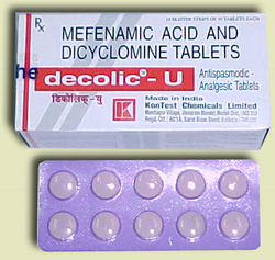 Decolic-U Tablet