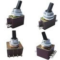 Toggle Switches (2-5 Amp)