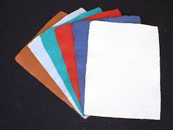 Multi Color Cotton Rag Handmade Drawing Papers