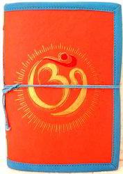 Handmade Paper Fabric Covered Notebooks