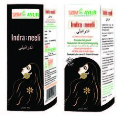 Indraneeli Hair Oil
