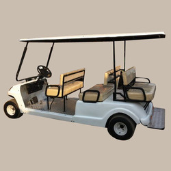 Battery Operated Cart 4 Plus 2 Seater