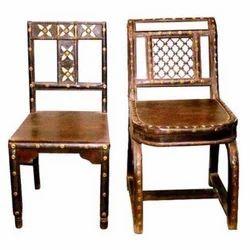 Cart Chair & Half Round Seater Cart Chair