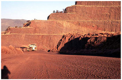 Iron Ore Mining & Exports-Mining