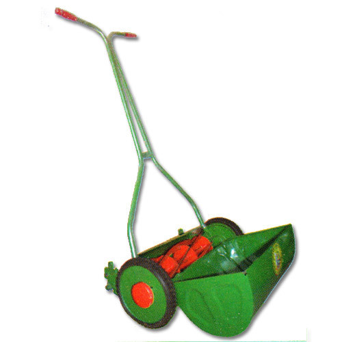 Leo Wheel Type Manual Lawn Movers X on Lawn Mower Brush Cutter