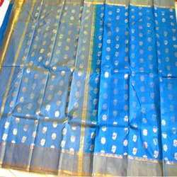 Pure Silk With Jari Saree