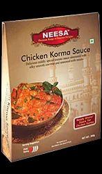 Neesa Chicken Korma Sauce