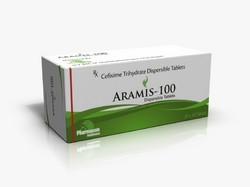 Cefixime Trihydrate Dispersible Tablets - Aramis 100