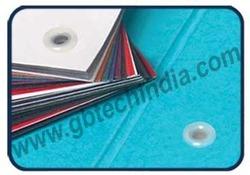 Plastic Rivet Binding Sample
