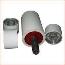 Rubber Coated Pulley