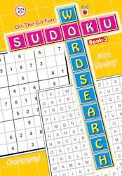 Word Search Sudoku Book 3
