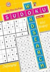Word Search Sudoku Book 3