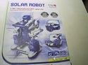 3 in 1 Solar Robot Kit