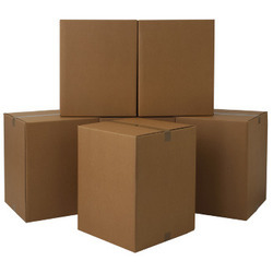 Corrugated Stock Boxes