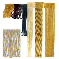 Jhalar & Fringes Laces