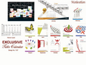 Advertising Table Calendar