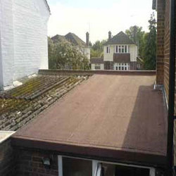 Asbestos Sheet Roofing