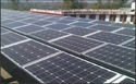 Solar Grid Tie Power Plant