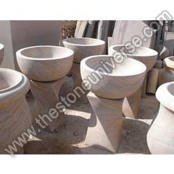 Sandstone Bowls