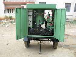 Standard Vacuum Transformer Oil Conditioning Plant