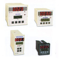 Programmable Temperature Controller (Double Display)