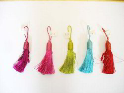 Small Mini Tassels For Art And Crafts