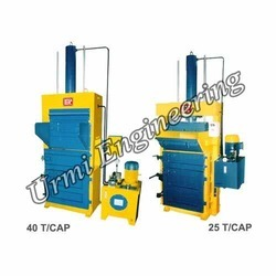 Hydraulic Pet Bottle Baling Press Machines