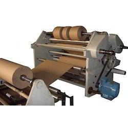 Central Drum Slitter Cum Rewinder Machines