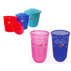 Plastic Dust Bins