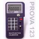 Multifunction Calibrator Prova-123