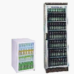 Visi Cooler / Deep Freezer