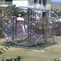 Metal Fabrication Swing