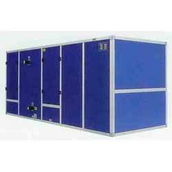 Air Handling Unit with GI Ducting