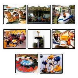 Children Amusement Rides