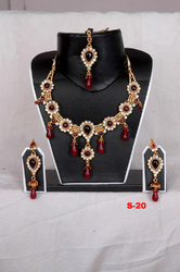 Polki Jadau Necklace Sets