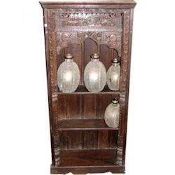 Wooden Bookshelves M-0875