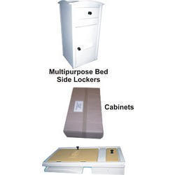 Multipurpose Bed Side Lockers / Cabinets
