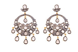 BV-3878 Diamond Earring