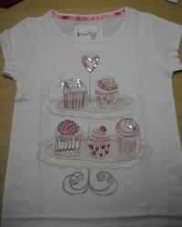 Girls Printed Tops