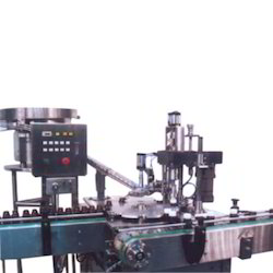 Bottle Filling & Capping Machines