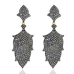 Diamond Designer Dangle Earrings