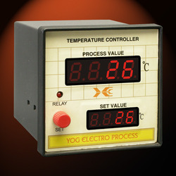 Temperature Controller With Dual Display